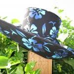 Wide Brim Sunhat in Black B..